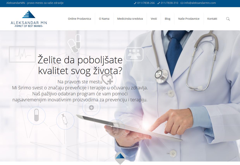 aleksandarmn website